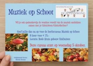 Flyer herfstcursus